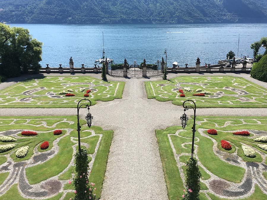 villa-sola-cabiati-giardino all'italiana