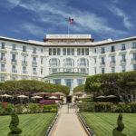 Grand-Hôtel du Cap-Ferrat: colazione con vista