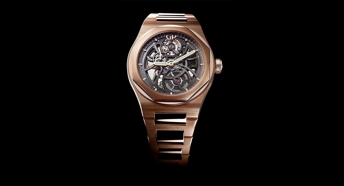 Laureato-Squelette-girard-perregaux-orologio