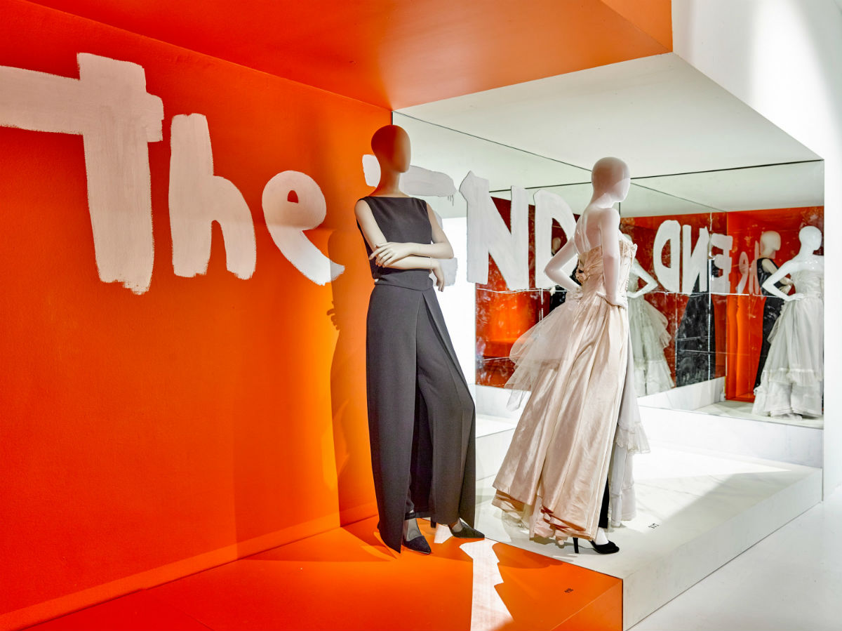 Allestimento mostra Margiela: The Hermès years_© STANY DEDEREN
