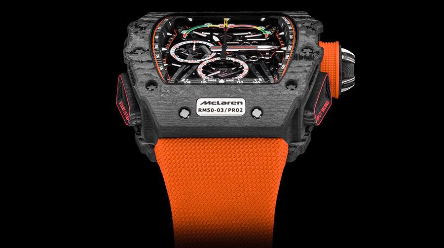 McLaren-F1-richard-mille-RM-50-03-cinturino-foto-C