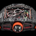 SIHH2017 – Richard Mille RM 50-03 McLaren F1 – Proiettato al futuro, per disposizione innata