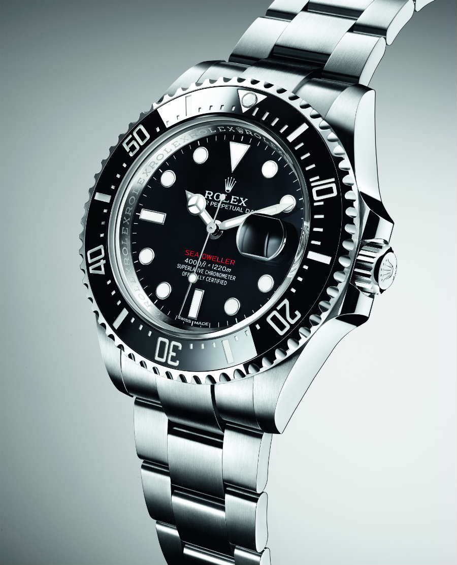 Oyster Perpetual Sea-Dweller-Rolex
