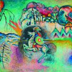 Kandinskij. Il cavaliere errante in viaggio verso l'astrazione