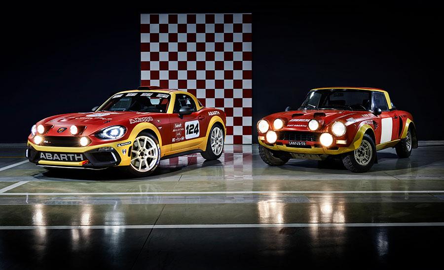 Verona Legend Cars-Abarth