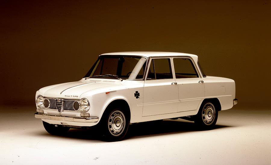 Verona Legend Cars-Alfa Romeo Giulia