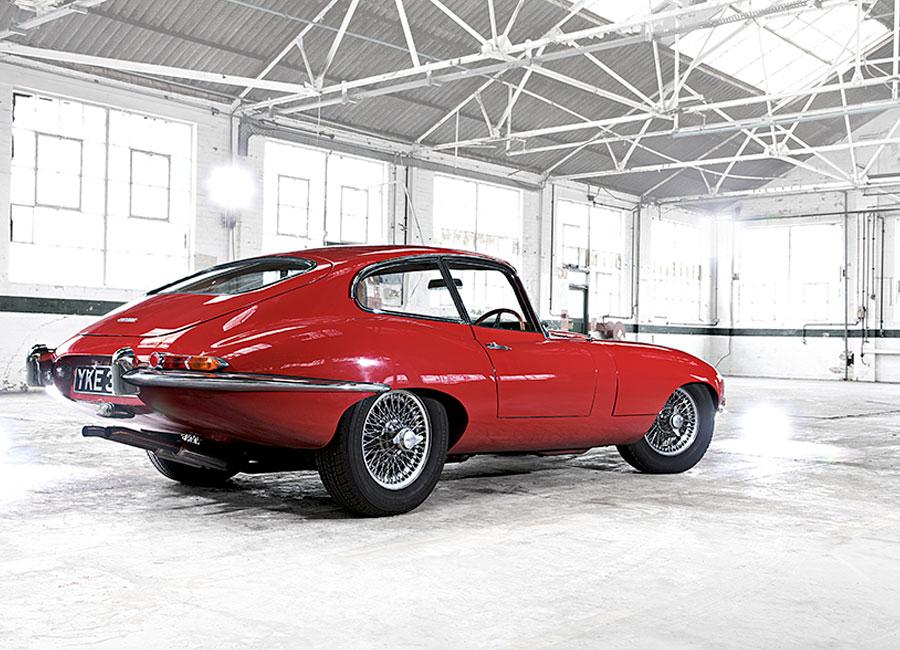 Verona Legend Cars-Jaguar