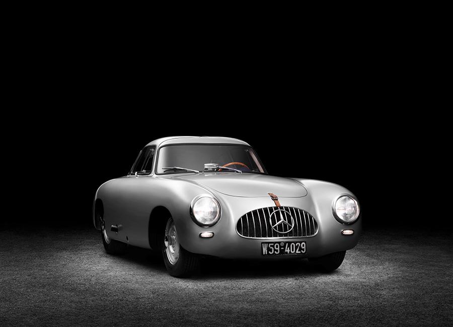 Verona Legend Cars-Mercedes