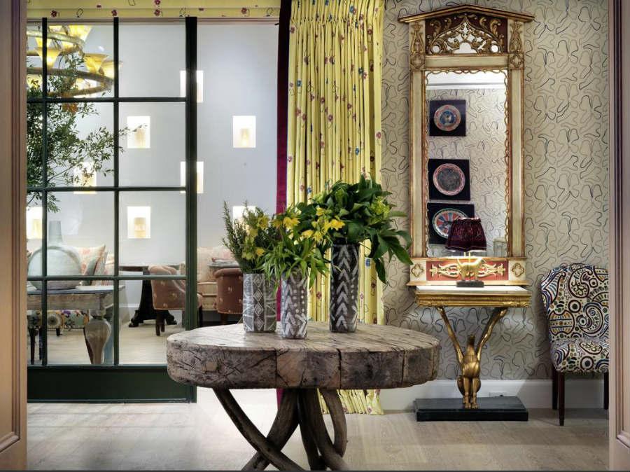 Whitby Hotel-Modernità e antiquariato, arredamento interno dell'Hotel