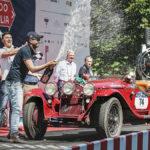 L'Alfa Romeo 6C 1750 Gran Sport si classifica prima alla Mille Miglia 2017