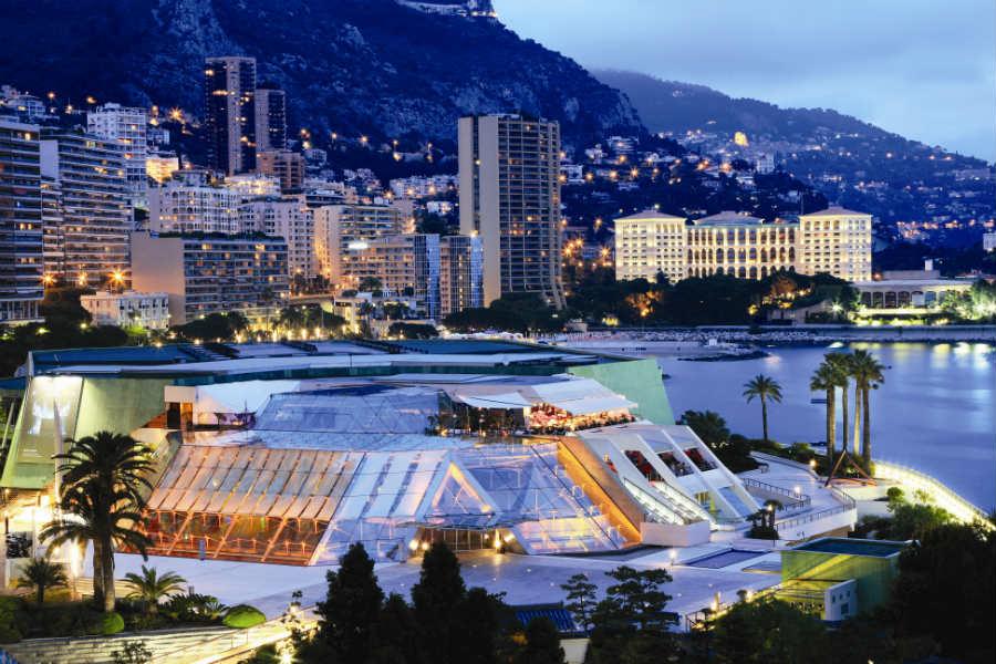 Monaco: Grimaldi Forum Principato di Monaco