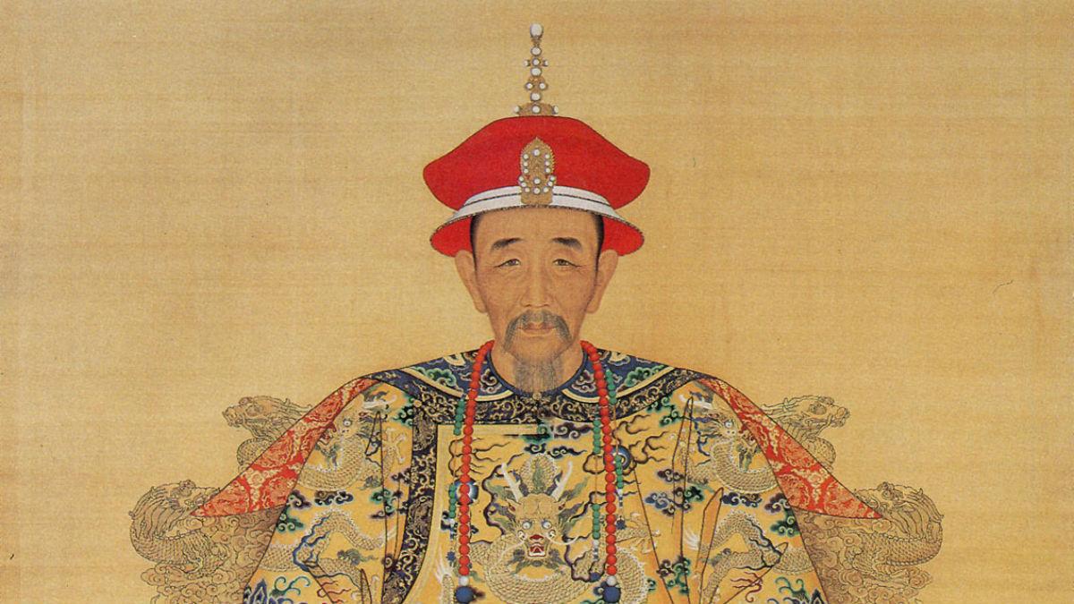 Monaco: dipinto-La Città Proibita a Monaco. La vita alla corte degli imperatori e delle imperatrici della Cina