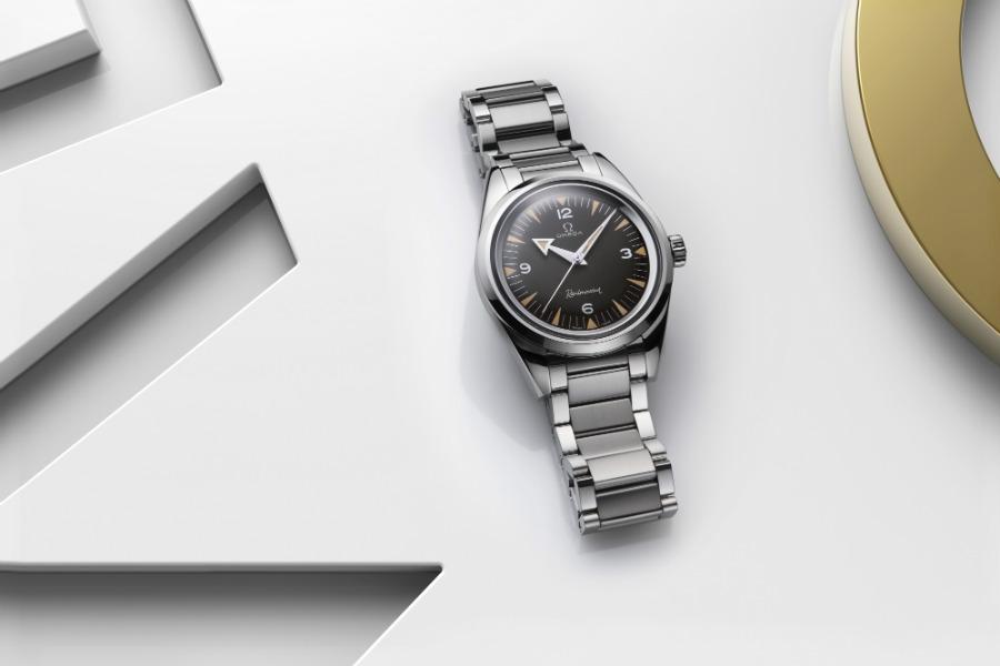 Omega – Railmaster 60th Anniversary Limited Edition – movimento meccanico a carica automatica Calibro 8806 certificato Master Chronometer – riserva di carica di 55 ore – cassa da 38 mm in acciaio – impermeabile fino a 6 atmosfere