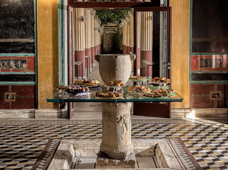 Bellevue-Syrene-hotel-sorrento-Villa Pompeiana