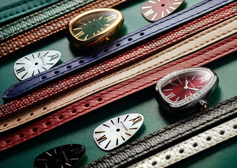 Bulgari-Serpenti-dettagli-casse-e-cinturini-disponibili-Orologio