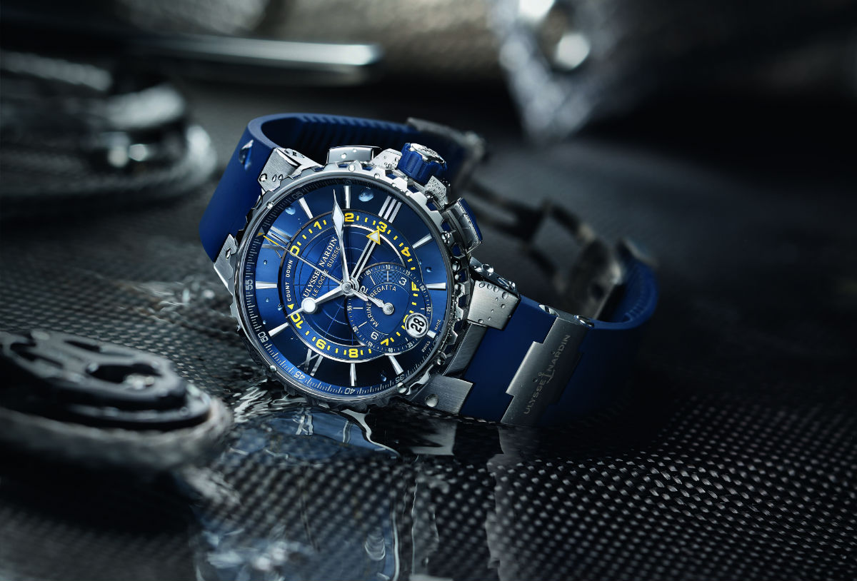 Ulysse Nardin – Marine Regatta Chronograph