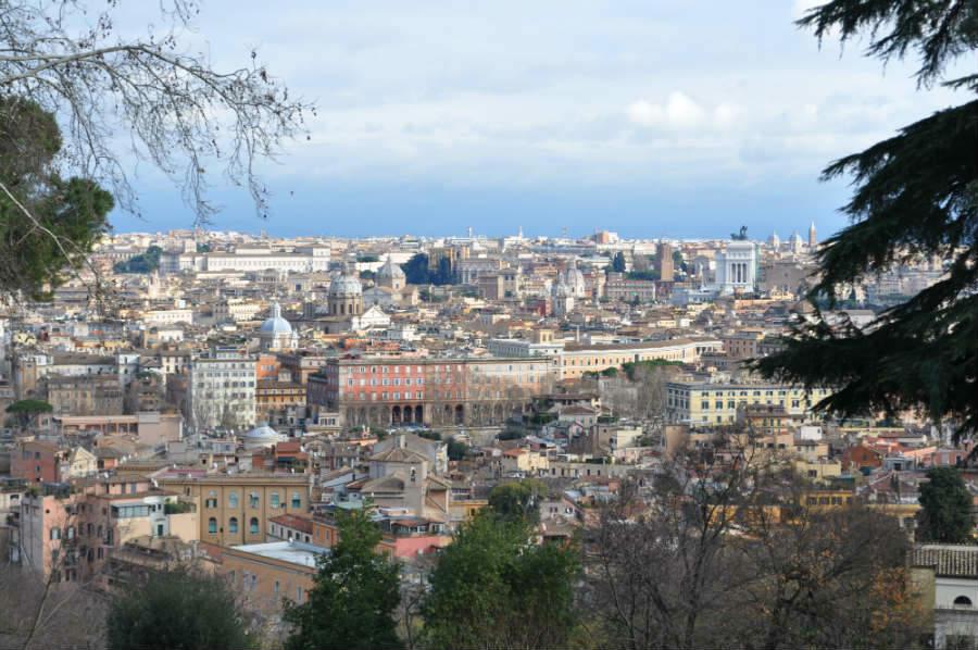 Villa-Aurelia-Roma-dimora-storica-veduta-di-roma-dalla-villa