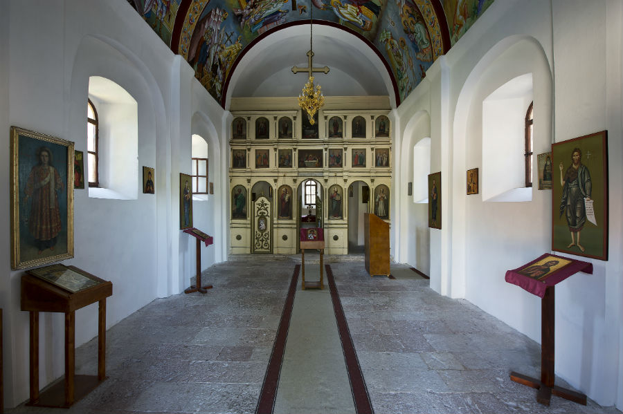 Sveti Stefan: Chiesa di Santo Stefano