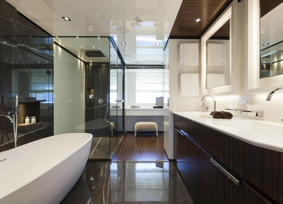 Baglietto 46M Fast-bagno