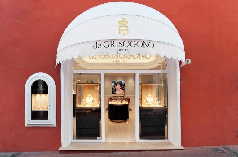 de Grisogono - boutique Capri