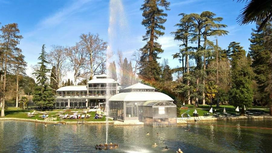Villa dei Cedri-immagine del lago principale