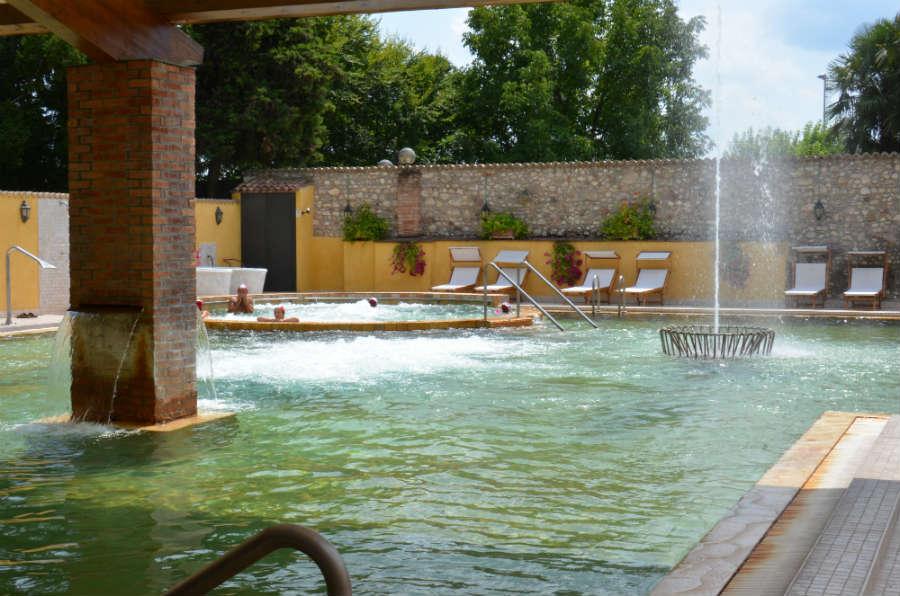 Villa dei Cedri - piscine termali