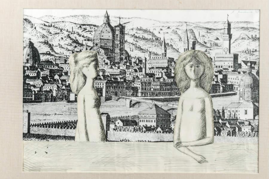 Lungarno Collection Hotel Firenze - Collezione Antonio Bueno
