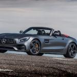 Brilla la stella di Mercedes con AMG GT C Roadster