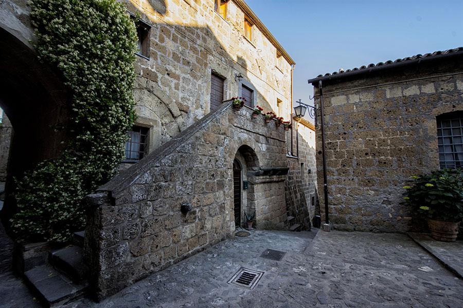 Provenza - Scorcio di un borgo provenzale