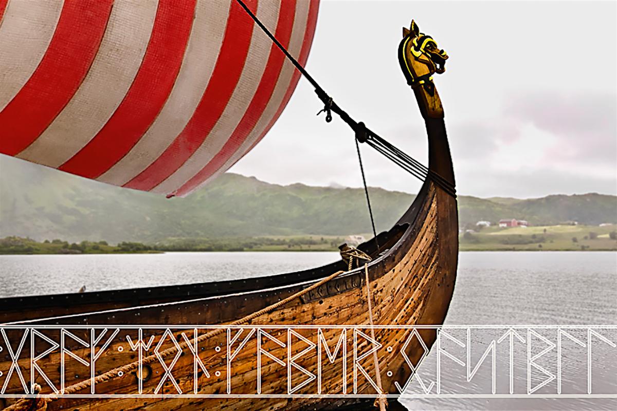 Graf von Faber Castell Vikinghi nave img azienda