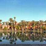 Amanjena: un'oasi di benessere nel cuore di Marrakech