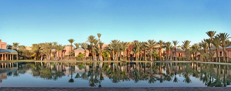 Amanjena - resort esclusivo a Marrakech - Marocco