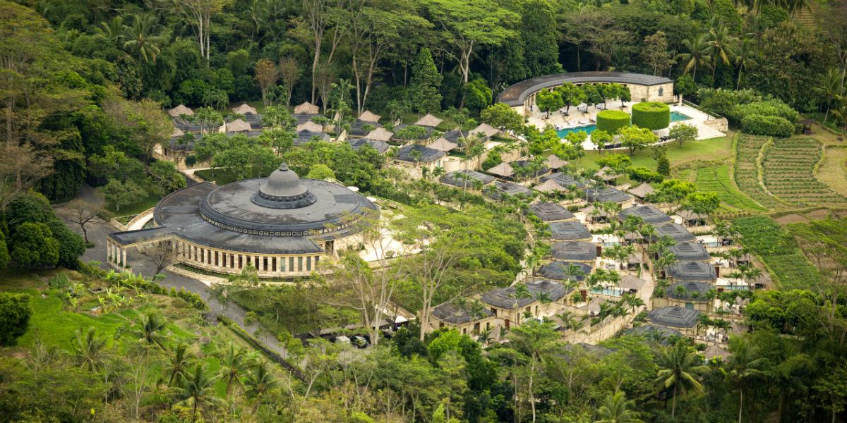 Amanjiwo Resort - isola di Java