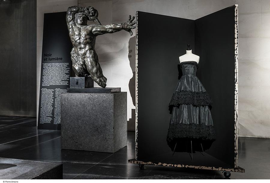 Balenciaga Abito 1962 - Collection Palais Galliera - © Julien Vidal