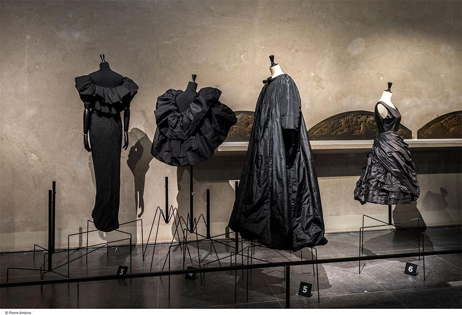 Balenciaga. Inverno 1962 - Collection Palais Galliera - © Julien Vidal