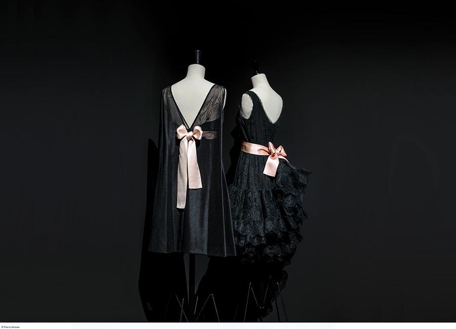 Balenciaga, abito 1965-1966 - Collection Palais Galliera - © Julien Vidal