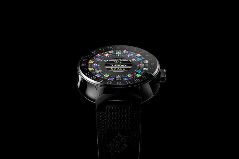 Louis Vuitton Tambour Horizon – Connected globetrotter