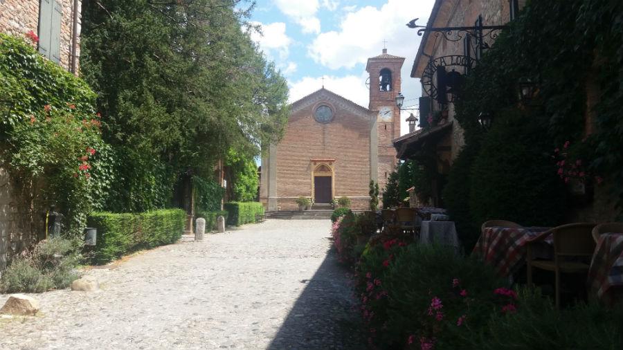 Borgo di Rivalta – Chiesa di San Martino