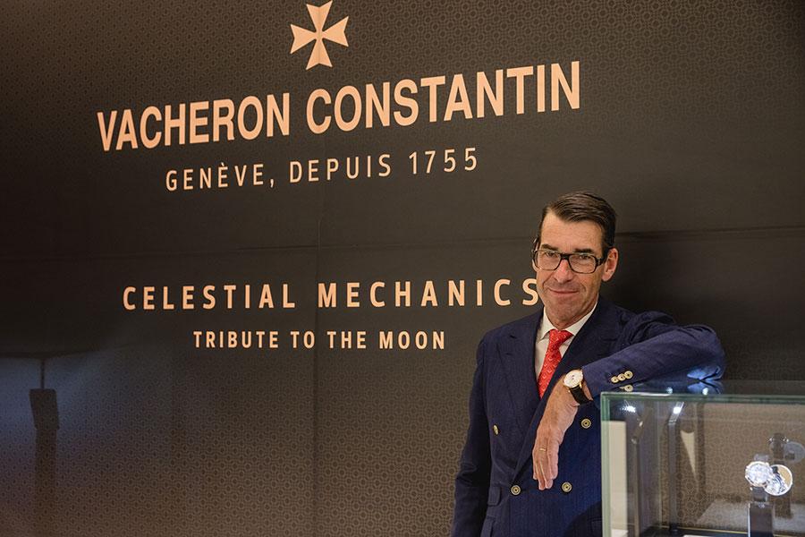 Vacheron Constantin - immagine di Christian Selmoni