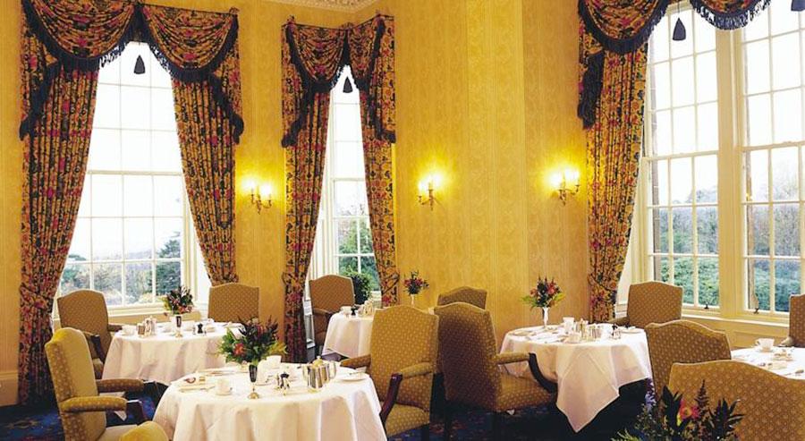 Glenapp Castle - Angolo ristorante