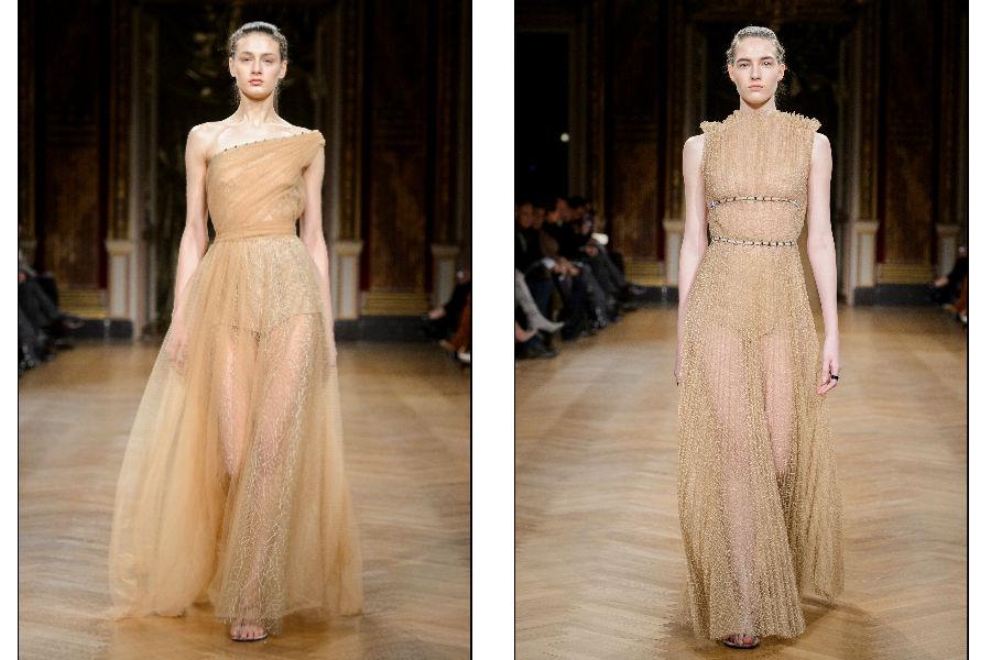 Peplo - Antonio Grimaldi Haute Couture SS2017