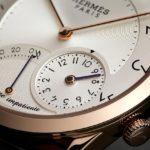 Baselworld2017 – Slim d'Hermès l'Heure Impatiente – Il dolce tempo dell'attesa