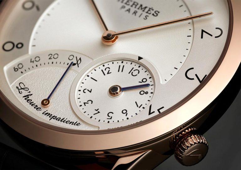 Hermès l'Heure Impatiente - dettaglio