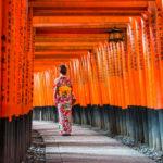 Il kimono, l'anima dell'Oriente