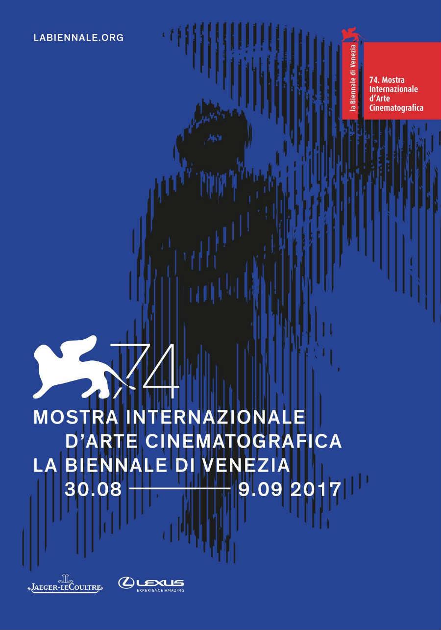 Locandina della Mostra del Cinema di Venezia