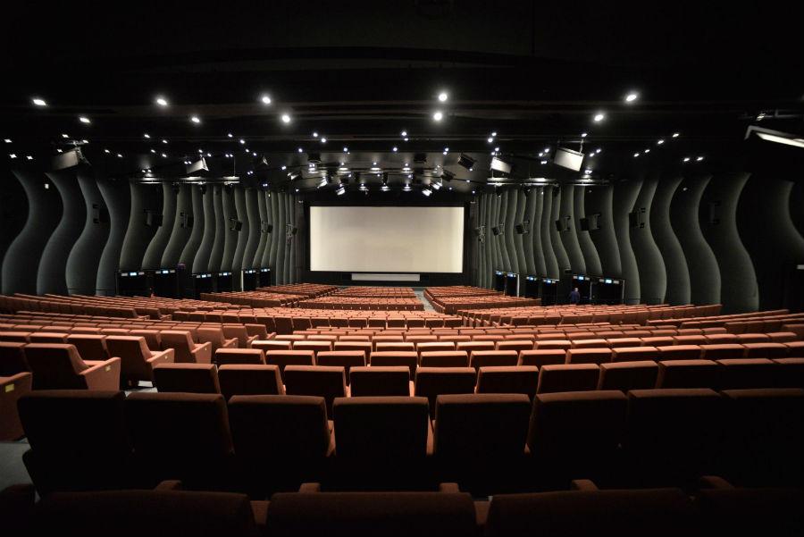Mostra del Cinema di Venezia 2017 - Sala Darsena