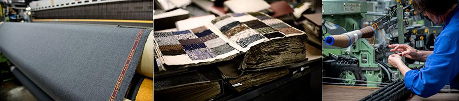 Cerruti Nino - immagini di lavorazioni e archivio tessuti