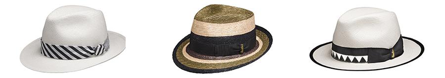 Paglia - cappelli di Borsalino SS2018