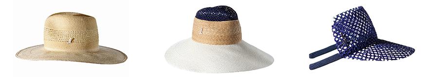 Paglia - ss2017- cappelli di Mühlbauer SS2017
