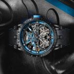 SIHH2017 – Roger Dubuis Excalibur Spider Pirelli – Apripista